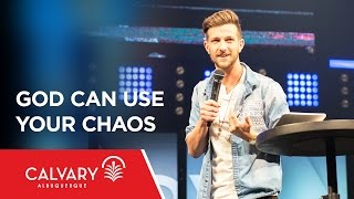 God Can Use Your Chaos - Acts 8:1-8 - Mat Pirolo