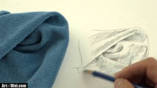 How to Draw Clothes - Shading Cloth