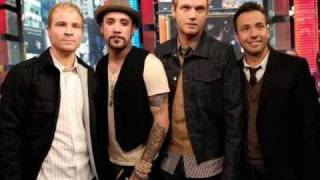 backstreet boys - Incomplete with lyrics (hq)