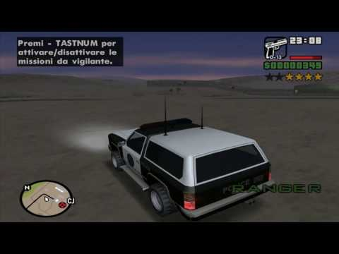 GTA san andreas - Take M4 in all 4 locations from beginning