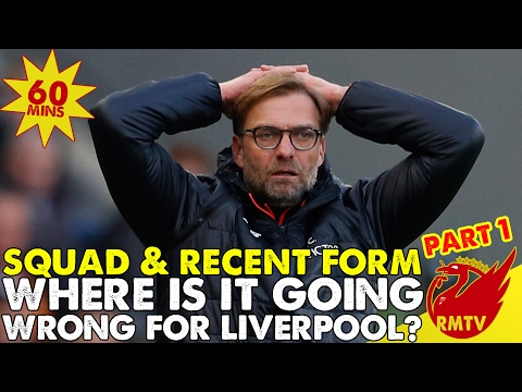 Squad & Recent Form | Where Is It Going Wrong For Liverpool? | Part 1