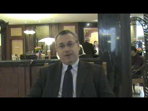 Interview Greek Minister of Tourism Development