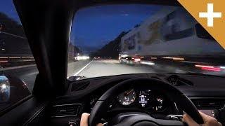 Exclusive: 2019 Porsche 911 Gt3 Rs 300km/H Autobahn Run - Carfection +
