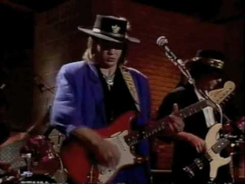 Stevie Ray Vaughan -- Superstition