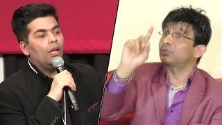 Karan Johar REPLY To Ajay - KRK Leaked Audio Controversy   Ae Dil Hai Mushkil Vs Shivaay