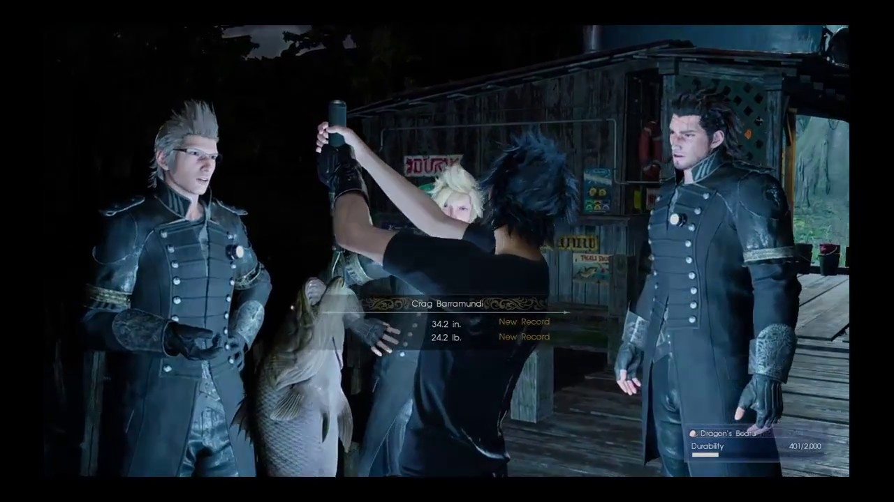 Final Fantasy Xv How To Easily Increase Leveling
