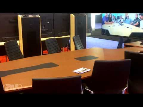 InfoComm 2013: VFI Launches its Collaboration Tables