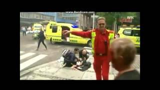 Terror i regjeringskvartalet i Oslo 22. juli 2011