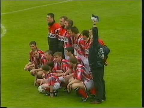 1994 Cup Final Sligo Rovers versus Derry