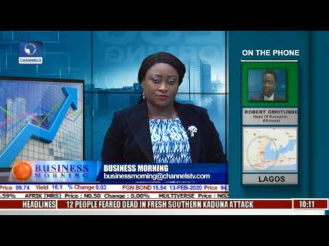 Business Morning: Assessing The DMO Bond Auctions Move And Its Impact