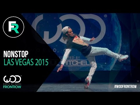 Nonstop | FRONTROW | World of Dance Las Vegas 2015 | #WODVEGAS15