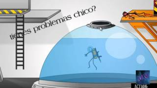 Un stikman Muy Chetadoooo!!!! (creative kill chamber 2)