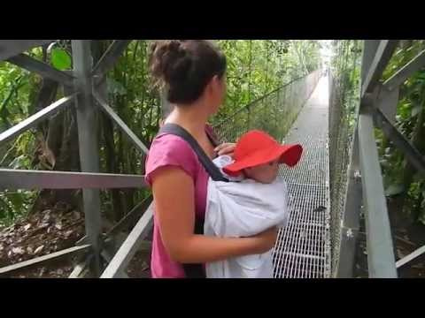 Tabacon Hot Springs & Sky Tram & Hanging Bridges - 3 Day Trip