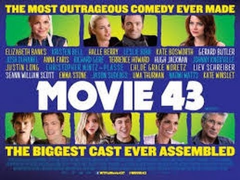 Stupid Movie Of The Week! Movie 43 (2013) Movie Review by JWU
