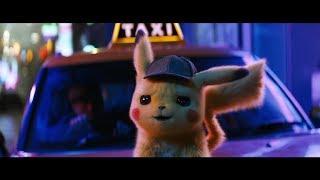 명탐정 피카츄 ( Pokémon: Detective Pikachu, 2019) 예고편