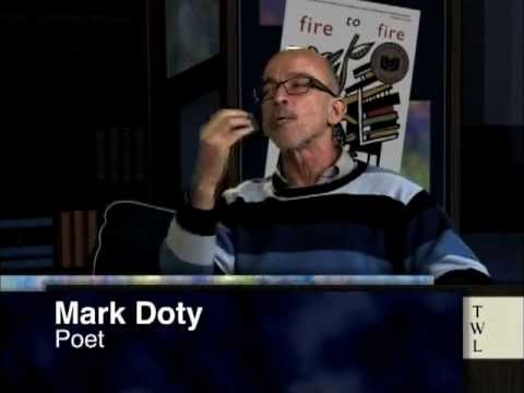 Mark Doty on memory, mackerel and verse