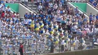 130727 準決勝 県営大宮 浦和学院戦.