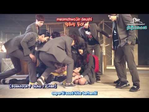 EXO drama episode 2 - Growl IndoSub (ChonkSub16)