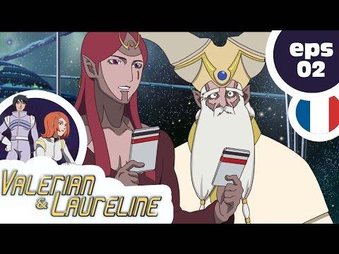 VALERIAN & LAURELINE - EP02 - Dans le temps