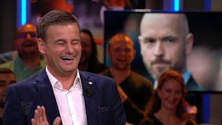 Voetbal Inside gemist: Wilfred Genee wijst Johan Derksen op foute uitdrukking