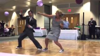 Video Chainsaw - Family Force Five  (Son and Mama Wedding Dance) CRAZY! download MP3, 3GP, MP4, WEBM, AVI, FLV November 2018