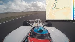 GPS Tracking of a 550BHP All Electric Race Car Using #MATLAB4MOBILE