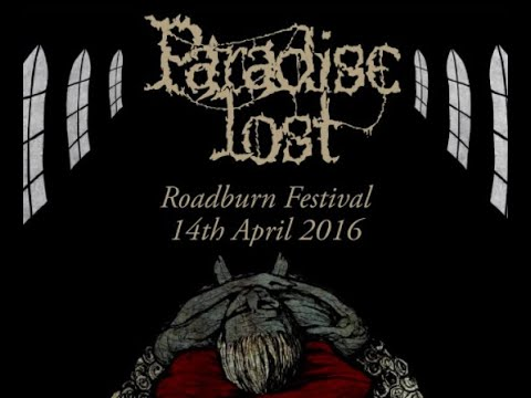 """Paradise Lost """"Gothic Live At Roadburn 2016"""" to be released exclusive to bandcamp page"""