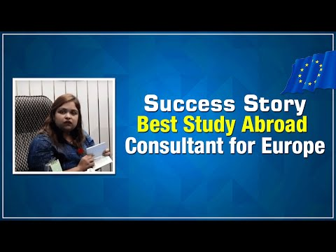 Success Story- Best Study Abroad Consultant for Europe