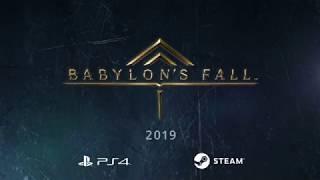 Babylon's Fall Reveal Trailer Square Enix and PlatinumGames   E3 2018