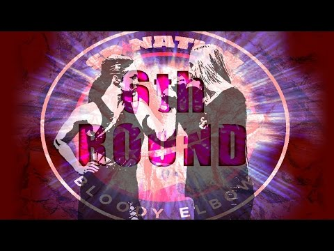 UFC 193: Rousey vs Holm 6th Round