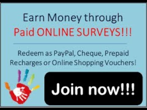Earn money online without investment 2018 | Top 10 high paid survey sites