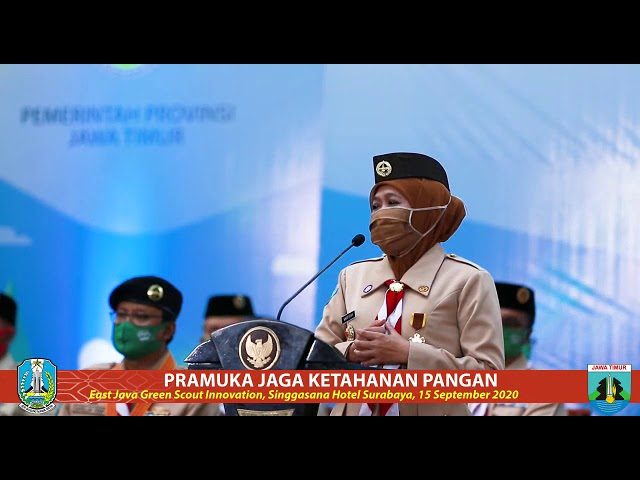 Pembukaan East Java Green 2020 EP.2