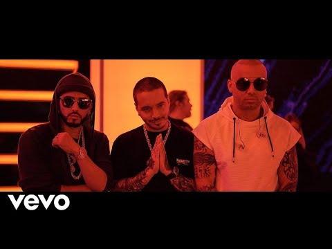 J. Balvin, Wisin, Yandel - Peligrosa (Official Video)