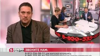 """Открытая студия. 25.10.12 """"Платочки против хиджабов"""""""