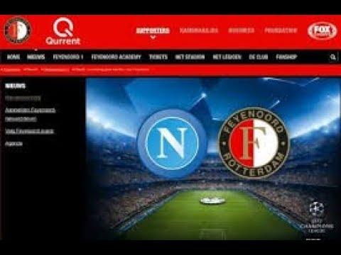 Napoli - Feyenoord  highlights HD 26 /09 /17 champions League