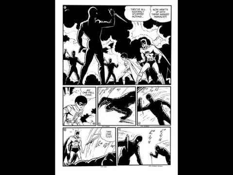 Batman ~ The Jiro Kuwata Batmanga v2014 #033 #comics