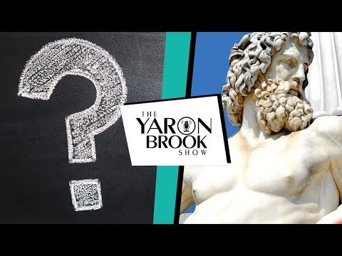 Yaron Brook Show: Thinking & acting on principle, Value of Greek Art, Objectivist Rituals?