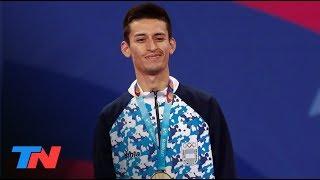 Lucas Guzmán, la promesa del taekwondo argentino | DESAFIÓ OLÍMPICO