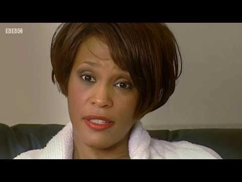 Whitney Houston Interview - 1999 HD
