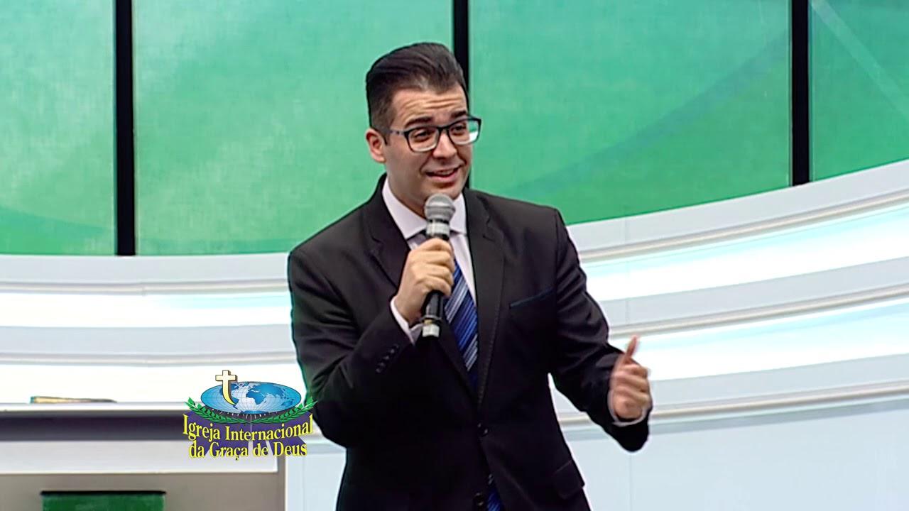 RIT - IGREJA DA GRAÇA NO SEU LAR - PR. JAYME DE AMORIM CAMPOS - 29/09/2020