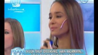 Pelin Sönmez Bacak Show Frikik 2