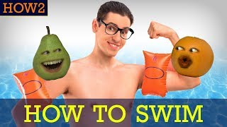 how2 how to swim