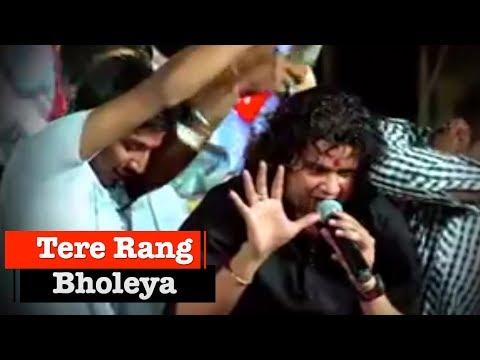 Tere Rang Bholeya by Vicky Badshah | Maa Meri Sherawali | Devotional Bhajan | Punjabi Sufiana