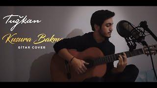 Tuğkan - Kusura Bakma (Gitar Cover • Orijinal Ton) | Lyric Video Resimi