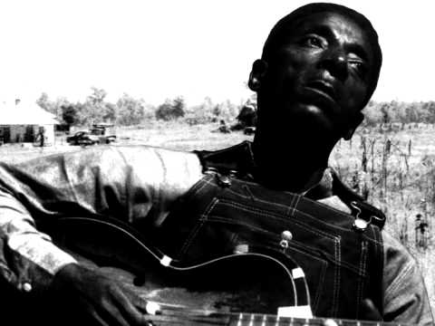 mississippi fred mcdowell -  I Heard Somebody Call