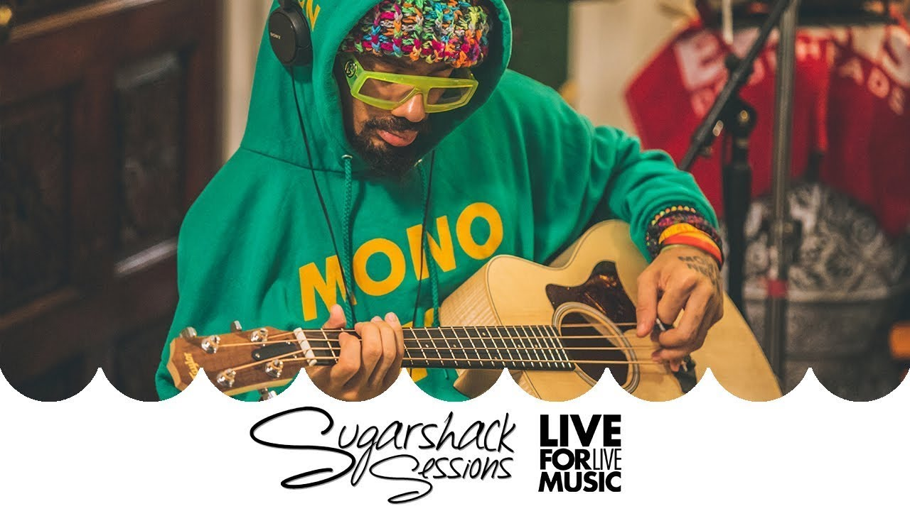 Ghost-Note - Swagism (Live Acoustic)   Sugarshack Sessions