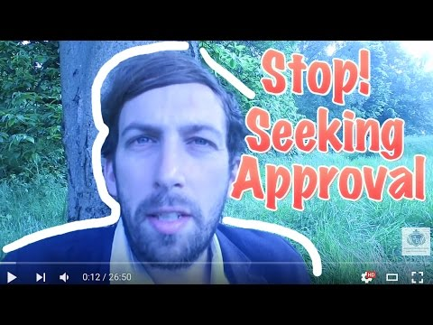 Stop Seeking Approval From Your Father - (Powerful Message To All Men)