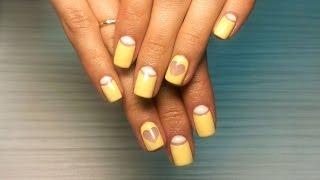 Дизайн ногтей гель-лак shellac - Лунный маникюр (видео уроки дизайна ногтей)(Видео уроки дизайна ногтей - Лунный маникюр Данные видео уроки дизайна ногтей предназначены для начинающи..., 2015-07-04T15:59:46.000Z)