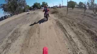 Riego Ranch Motorcross Track - Kids MX Full Lap - Elverta CA