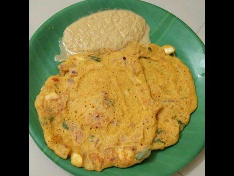 Adai dosai protein rich healthy indian recipe youtube adai dosai protein rich healthy indian recipe forumfinder Choice Image